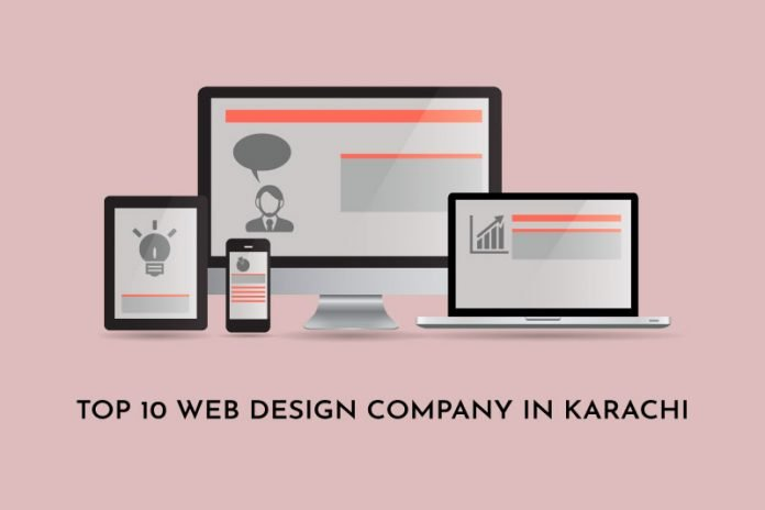 Top 10 Web Design Company in Karachi
